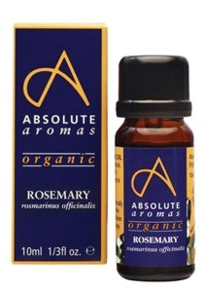 Essential Oil: Rosemary: Organic: 10ml