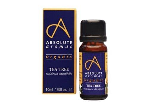 Absolute Aromas Essential Oil: Tea Tree: Organic