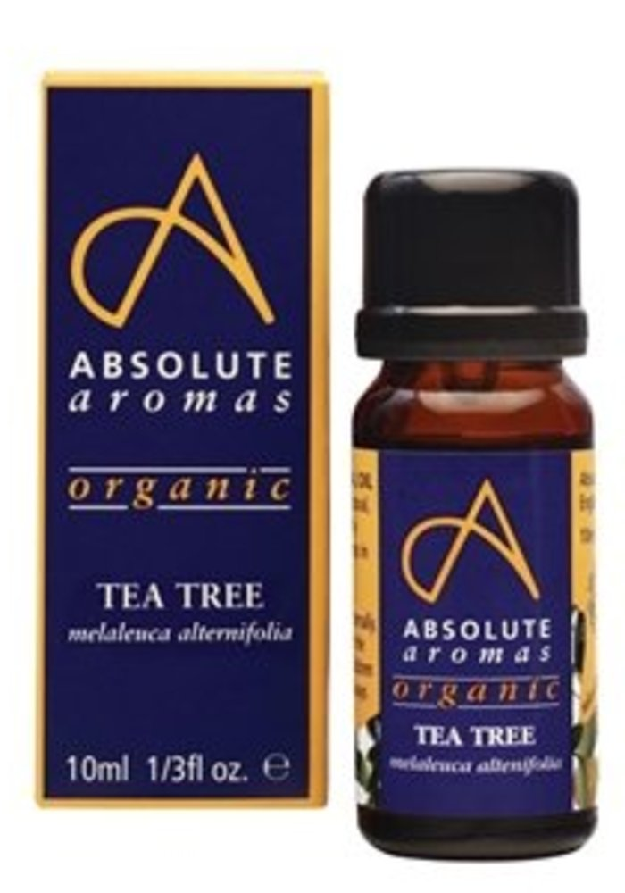 Essential Oil: Tea Tree: Organic: 10ml