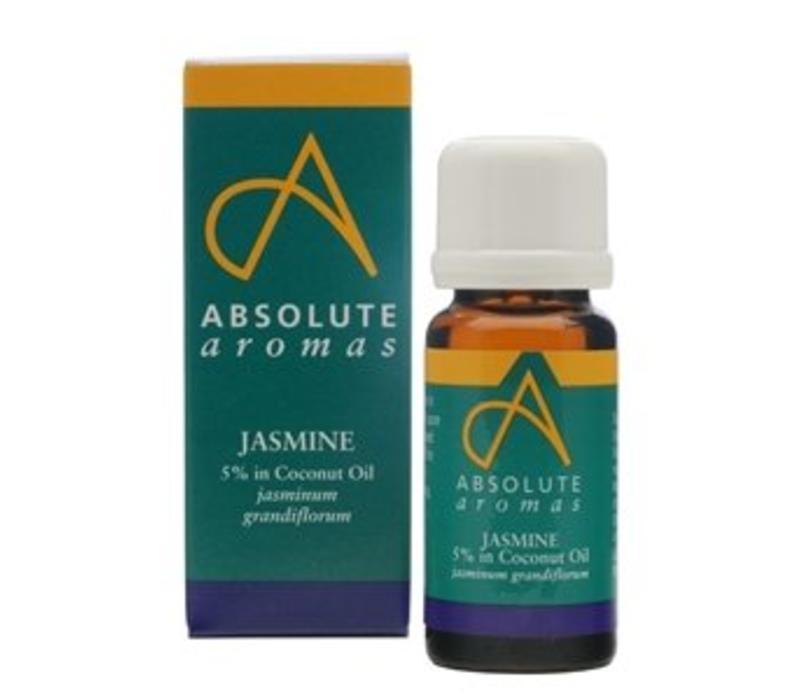 Essential Oil: Jasmine (5% Dilution) 10ml