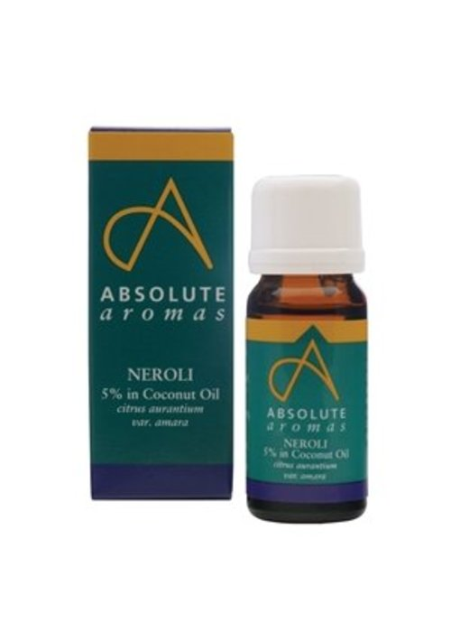 Absolute Aromas Essential Oil: Neroli 5% Dilution