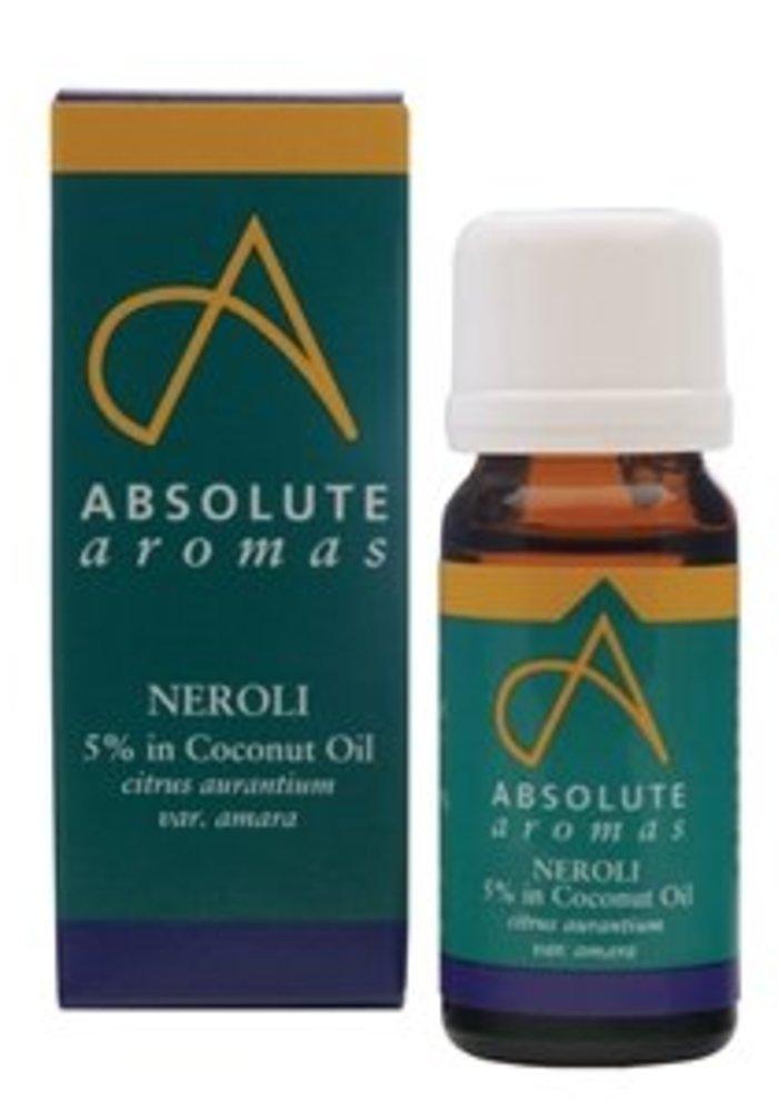 Essential Oil: Neroli 5% Dilution 10ml