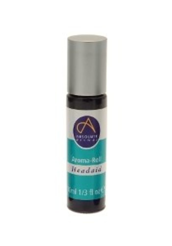 Aromatherapy Roller Ball: Headaid 10ml