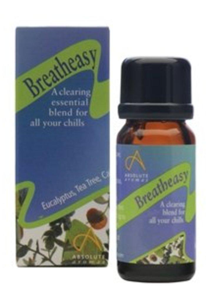 Essential Oil Blend: Breatheasy 10ml