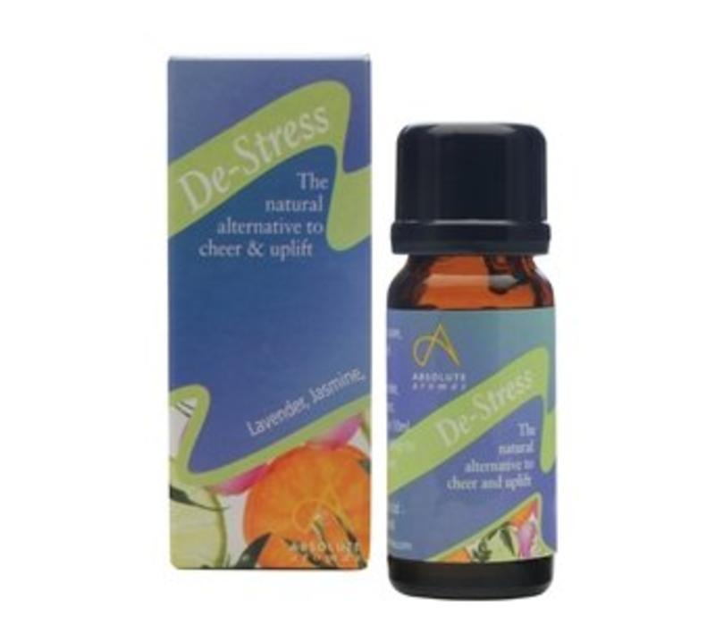Essential Oil Blend: De-Stress 10ml