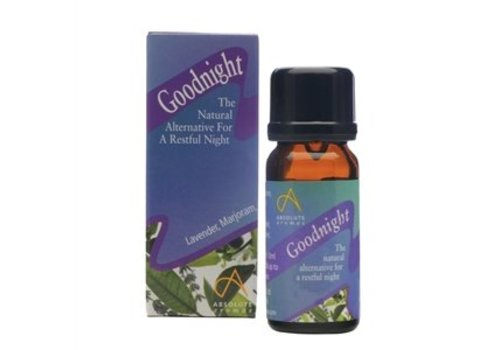 Absolute Aromas Essential Oil Blend: Goodnight