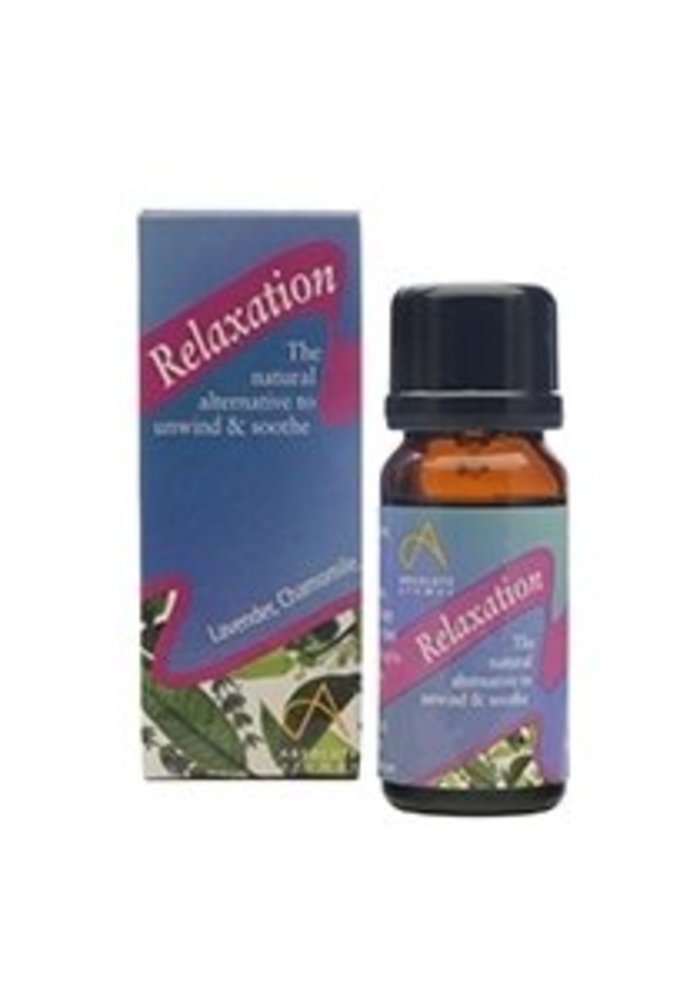 Essential Oil Blend: Relaxation 10ml