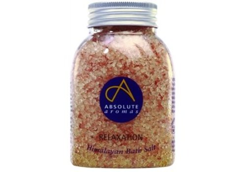 Absolute Aromas Bath Salts: Himalayan Relax
