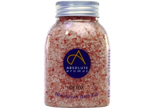 Absolute Aromas Bath Salts: Himalayan Detox