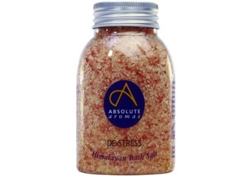Absolute Aromas Bath Salts: Himalayan De-Stress