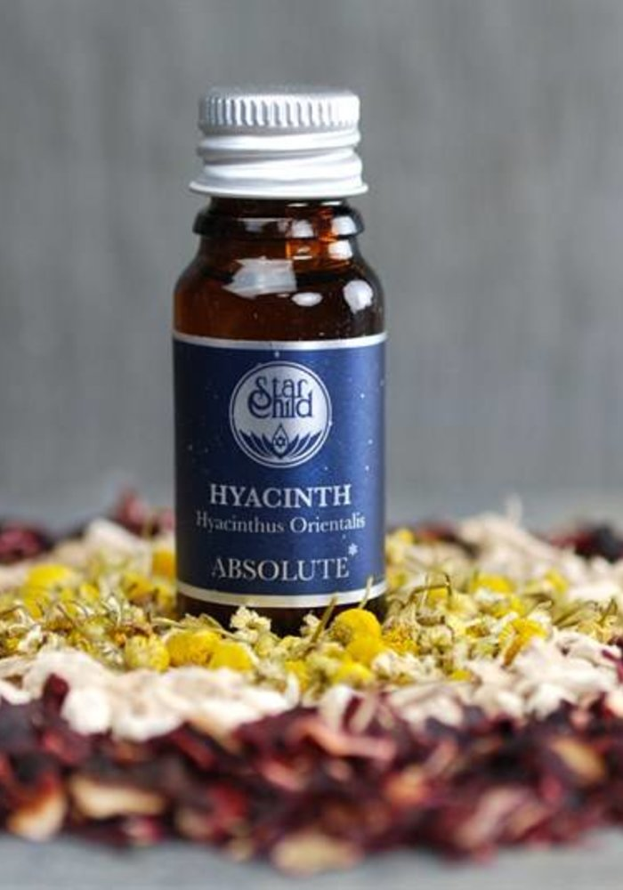 Essential Oil - Hyacinth Absolute