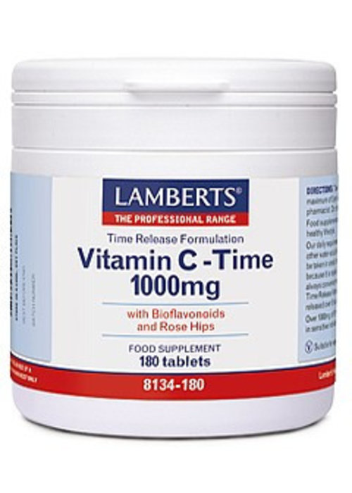 Lamberts Vitamin C - Time Release 1000mg  60 tabs