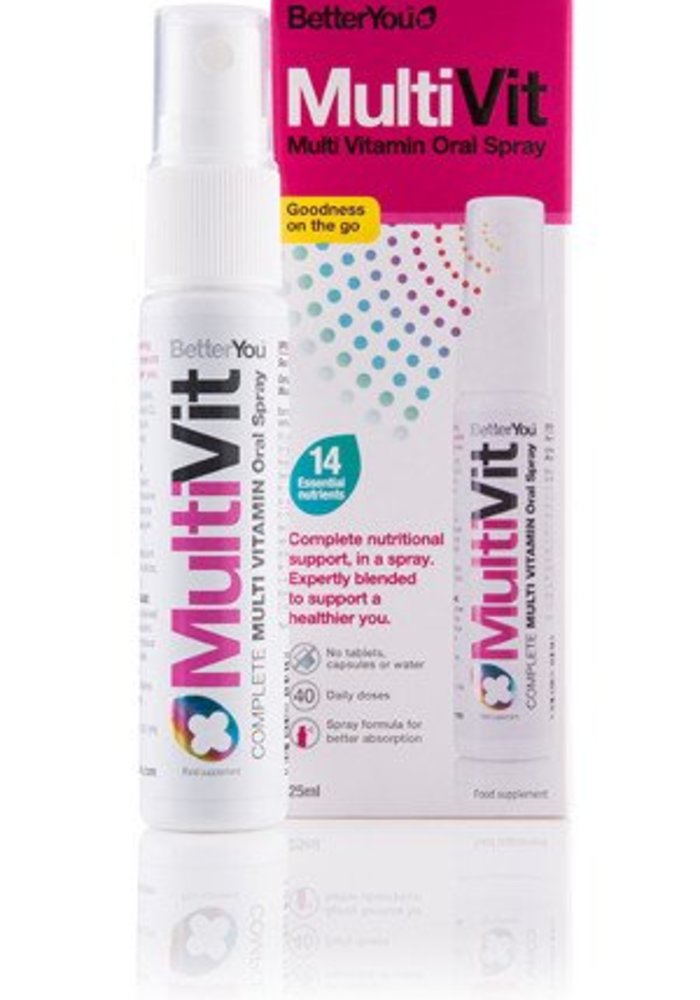 MultiVit Daily Oral Spray 25ml