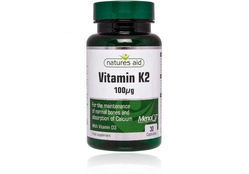 Natures Aid Vitamin K2