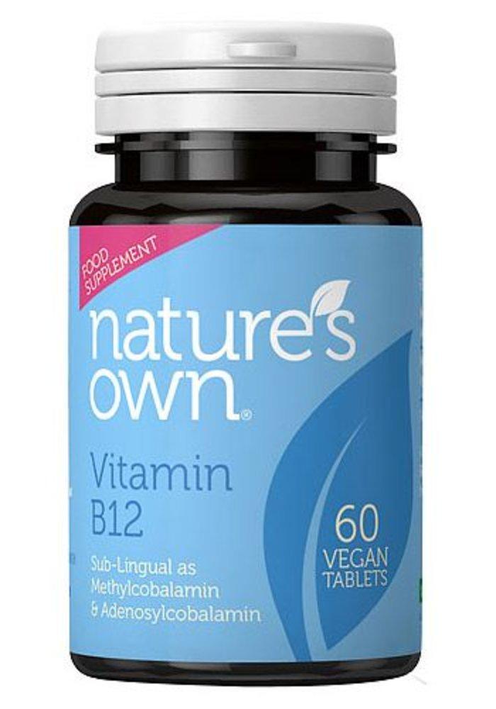 Vitamin B12 60 Sub-lingual tablets