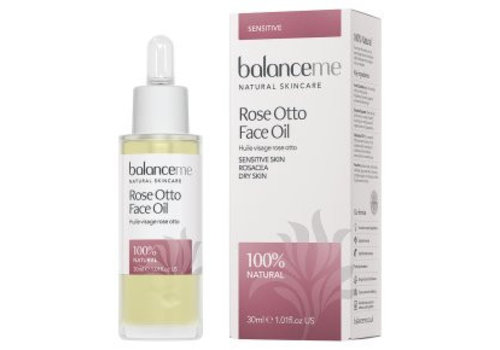 BalanceME Rose Otto Face Oil