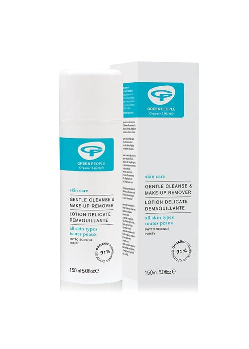 Green People Gentle Cleanser and Make-Up Remover
