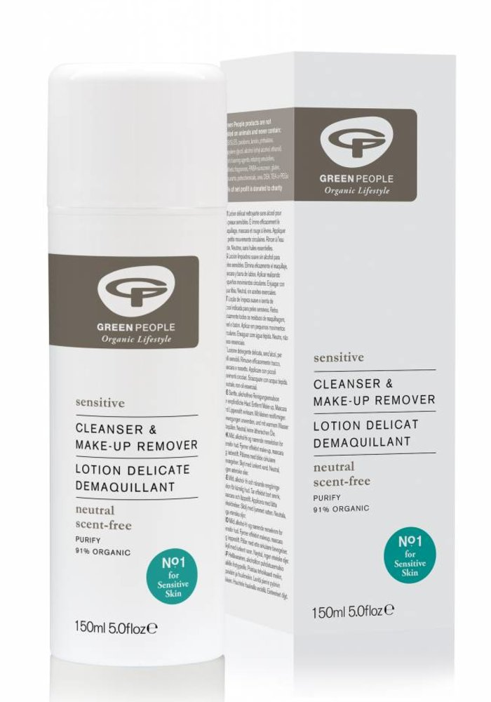 Neutral Scent Free Cleanser & Make-up Remover