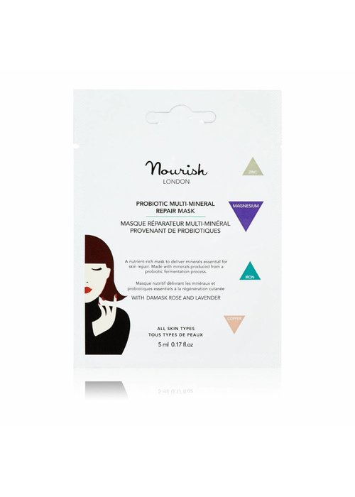 Nourish Probiotic Repair Mask Sachet