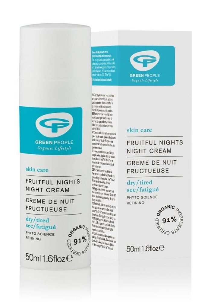 Fruitful Nights Cream 50ml