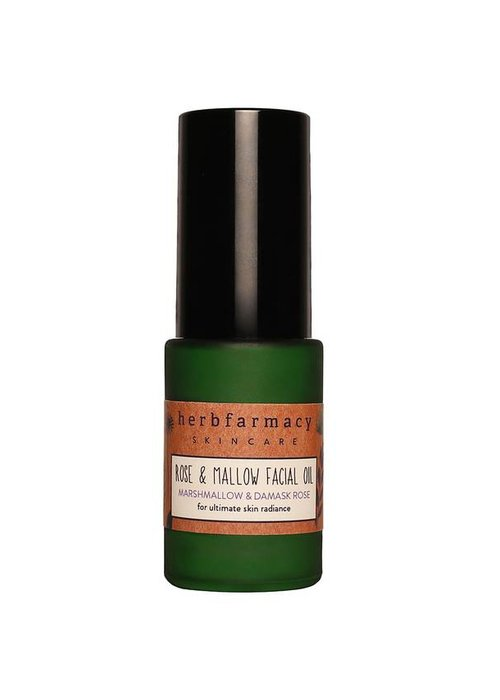Herbfarmacy Rose and Mallow Facial Oil 25ml
