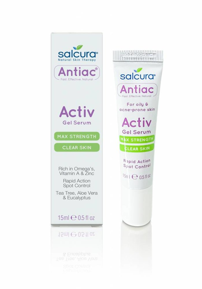 Antiac ACTIV Gel Serum