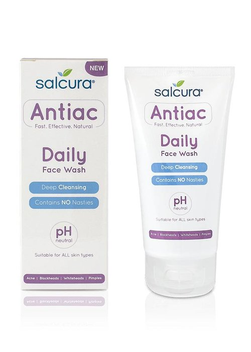Salcura Antiac Daily Face Wash