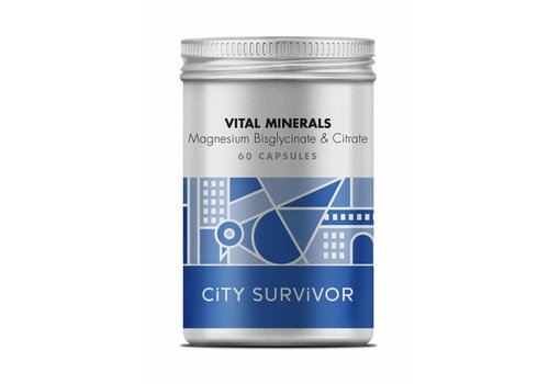 City Survivor Vital Minerals Magnesium