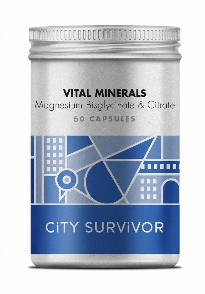 Vital Minerals Magnesium