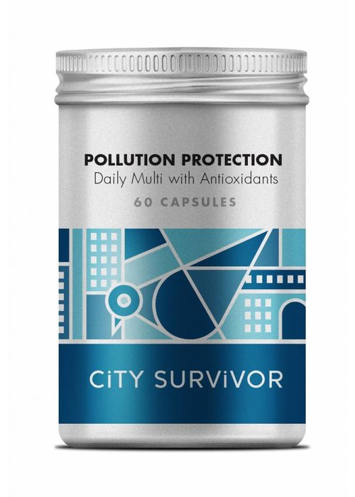 City Survivor Pollution Protection Daily Multi