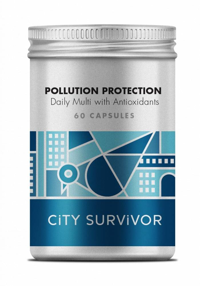 Pollution Protection Daily Multi with Antioxidants