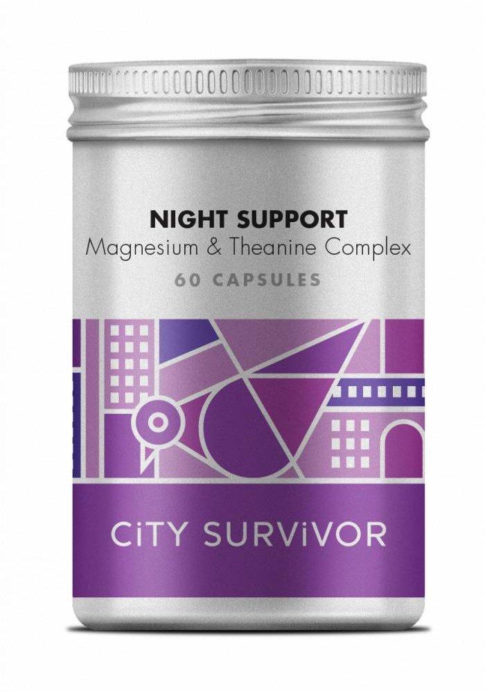 Night Support Magnesium & Theanine Complex