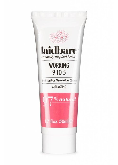 Laidbare Working 9to5 Hydration Cream
