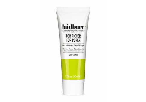 Laidbare Pore Minimiser Facial Masque