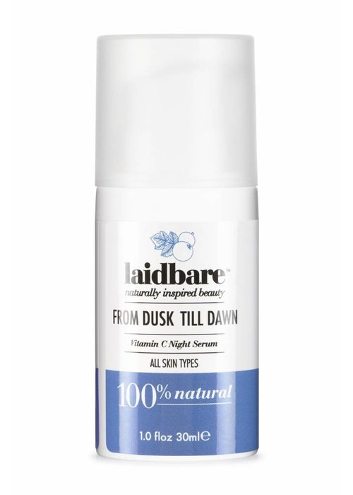 Laidbare From Dusk Till Dawn Vitamin C Night Serum