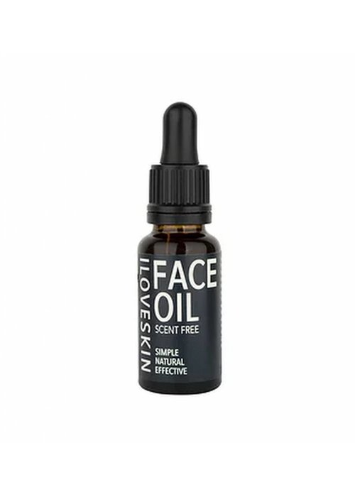 ILOVESKIN Face Oil - scent free