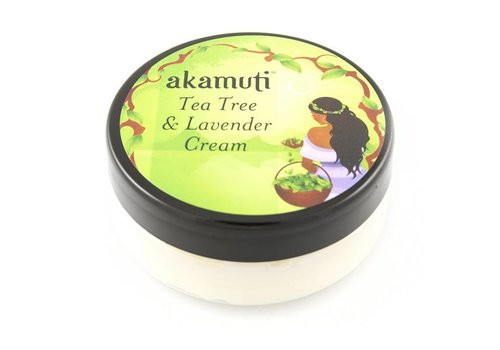 Akamuti Tea Tree and Lavender Rescue Cream