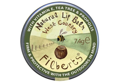 Filberts of Dorset Lip Balm: West Country Natural 7.4g