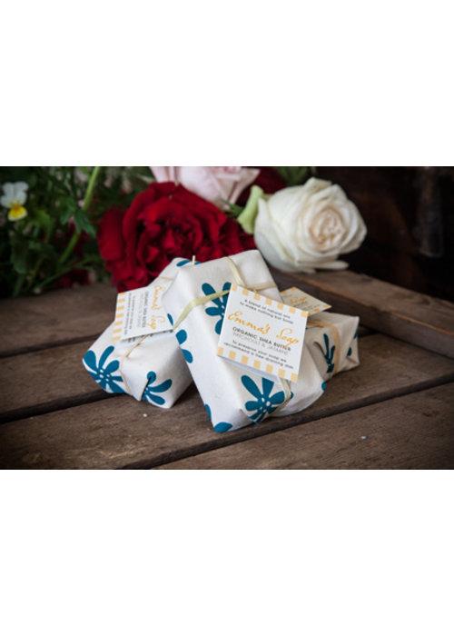Emma's Soap Organic Shea Butter Soap: Patchouli and Jasmine  85g
