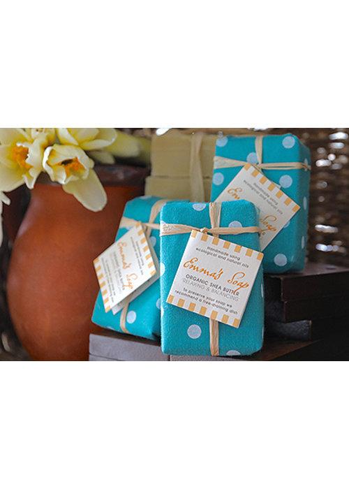 Emma's Soap Organic Shea Butter Soap: Relaxing and Balancing 85g
