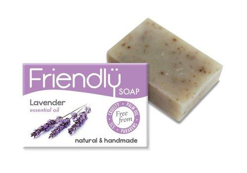 Friendly Soap Handmade Soap: Lavender Bar 95g