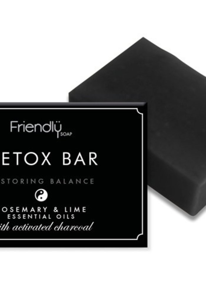 Handmade Soap: Activated Charcoal 95g