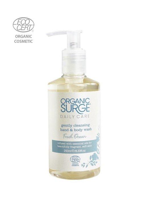 Organic Surge Organic Hand and Body Wash - Fresh Ocean