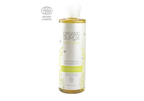 Organic Surge Awakening Shower Gel 500ml