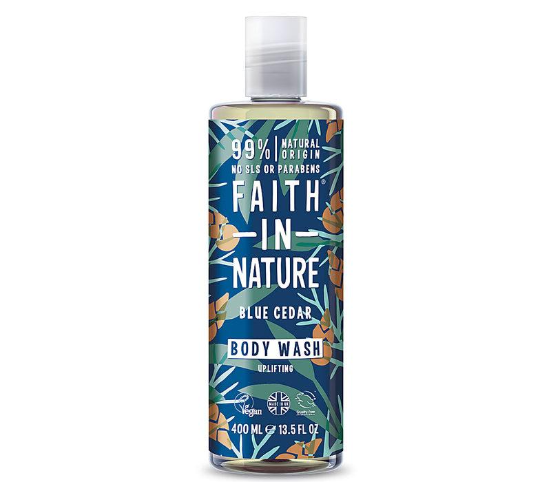 Body Wash: Blue Cedar 400ml