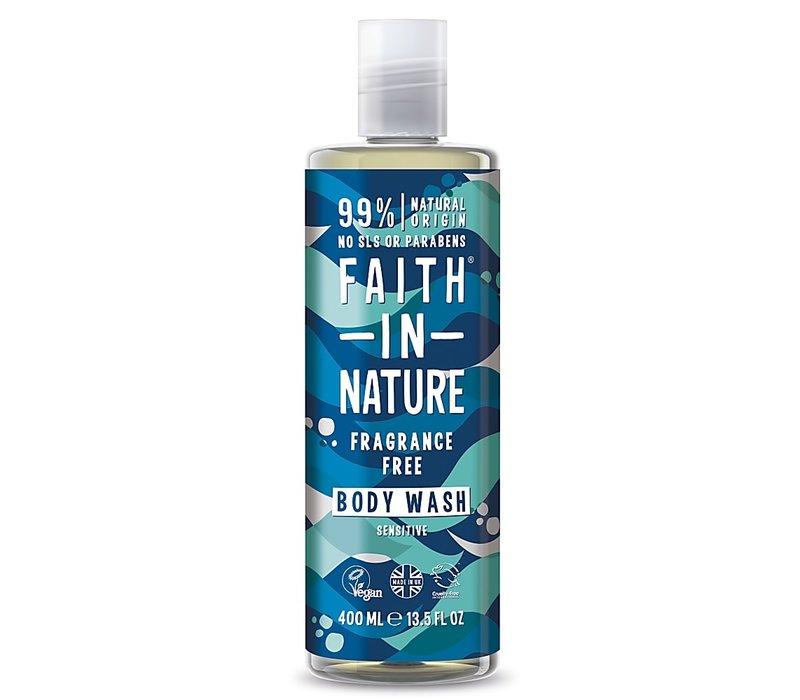 Body Wash: Fragrance Free 400ml
