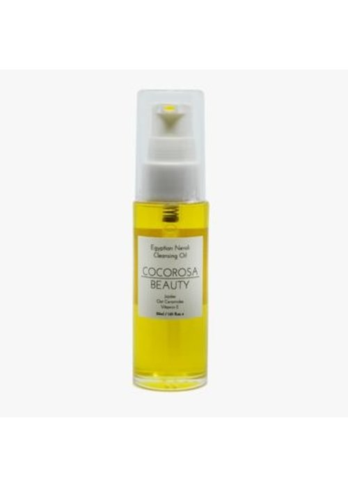 Cocorosa Beauty Egyptian Neroli Cleansing Oil