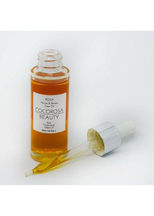 Cocorosa Beauty Revive & Renew Face Oil