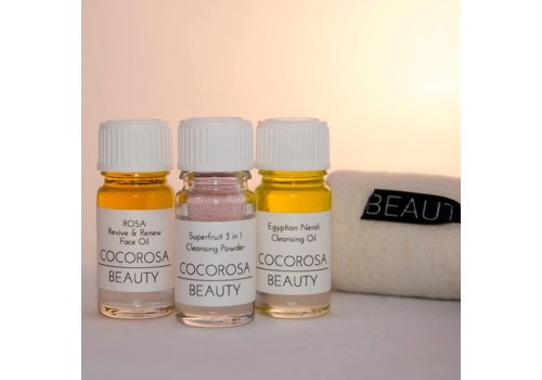 Cocorosa Beauty Beauty Essentials Kit