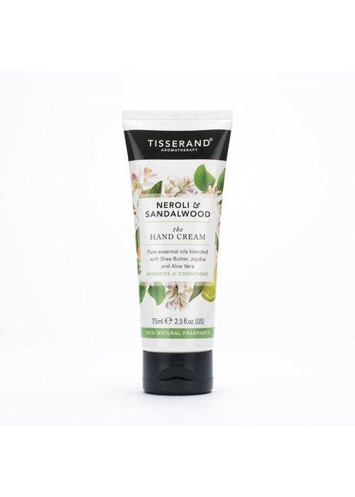Tisserand Hand Cream - Neroli and Sandalwood